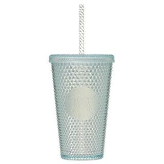 Starbucks Coffee - スターバックス タンブラー ロゴコールドカップタンブラーバンピー