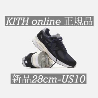"New Balance - KITH × New Balance 990 v3 ""Genesis """