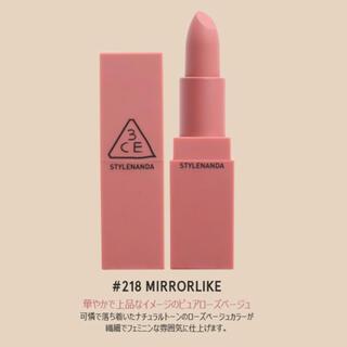 3ce - 3CE 口紅 3CE MOOD RECIPE LIP COLOR #218