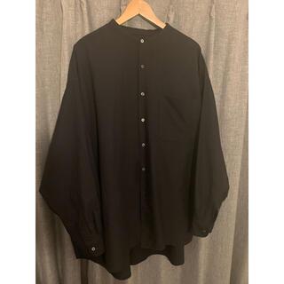 ワンエルディーケーセレクト(1LDK SELECT)のOxford Oversized Bandcollar Shirt(シャツ)