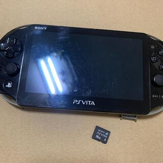 プレイステーションヴィータ(PlayStation Vita)のpsビーター(携帯用ゲーム機本体)