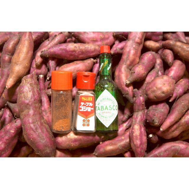 ★送料無料★【 #さつまいも 新芋 2キロ ミニ芋】【味付小料理に!】 #薩摩芋 食品/飲料/酒の食品(フルーツ)の商品写真