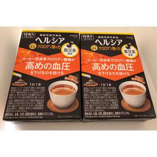 花王 - [機能性表示食品] ヘルシア クロロゲン酸の力 黒豆茶風味 スティック