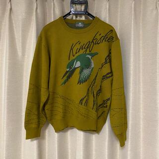 アンダーカバー(UNDERCOVER)のsullen購入 vintage knit(ニット/セーター)