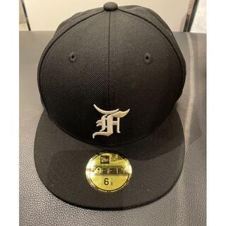 FEAR OF GOD - FOG FEAR OF GOD x NEW ERA CAP 黒 6 7/8