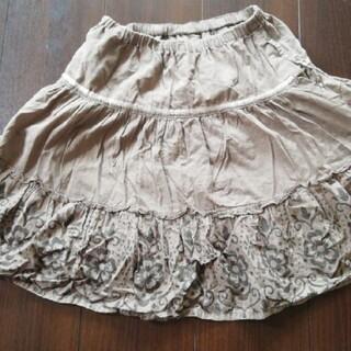 ユニクロ(UNIQLO)のユニクロ UNIQLO スカート 120(スカート)