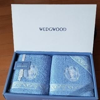 WEDGWOOD - ウェッジウッド フェースタオル ウォッシュタオル