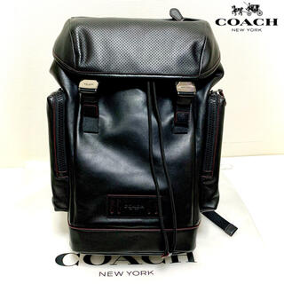 COACH - 新品未使用 COACH コーチ バックパック リュック