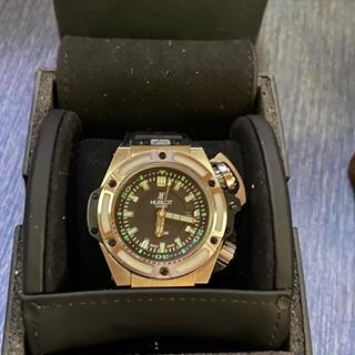 HUBLOT - ビッグサイズ 自動巻腕時計