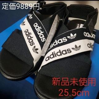 adidas - お値下げしました アディダス サンダル MAGMUR SANDAL 黒 ブラック