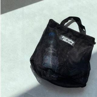 DEUXIEME CLASSE - ドゥーズィエムクラス【SKIN/スキン】 メッシュ バッグ
