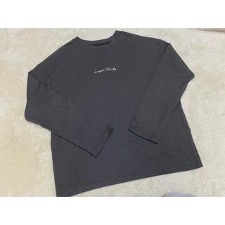 GRL - GRL ロゴTシャツ ロンT
