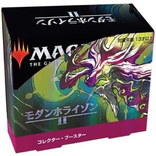 マジックザギャザリング(マジック:ザ・ギャザリング)のMTG モダンホライゾン2 コレクターブースター 1BOX 日本語版(Box/デッキ/パック)