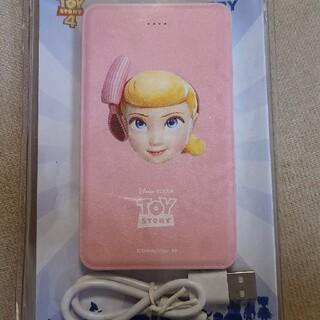 Disney - 新品未使用 モバイルバッテリー ポーピープ
