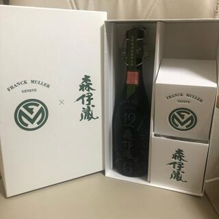 フランクミュラー 森伊蔵 コラボ 2021 東京 GINZA SIX限定(焼酎)