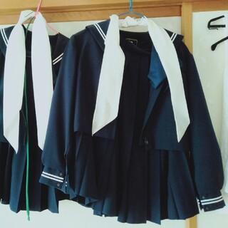 中学校 制服 女子 12号(衣装一式)
