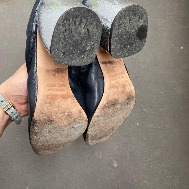 FABIO RUSCONI(ファビオルスコーニ)のFABIO RUSCONI パンプス 39 レディースの靴/シューズ(ハイヒール/パンプス)の商品写真