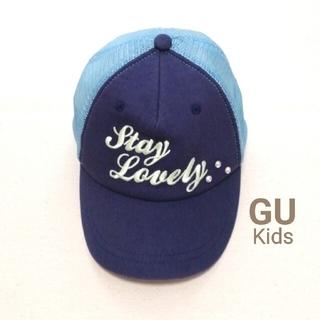 ジーユー(GU)の★SALE★ GU ジーユー ガーリーメッシュキャップ(帽子)