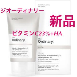 セフォラ(Sephora)のジオーディナリー The Ordinary ビタミンCサスペンション23%+HA(美容液)