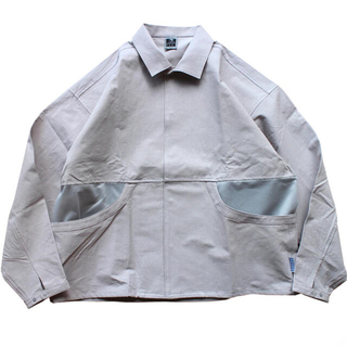 NOROLL THROUH SOLID JACKET