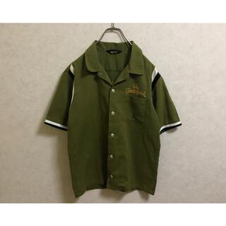 TENDERLOIN - TENDERLOIN テンダーロイン ボーリング シャツ