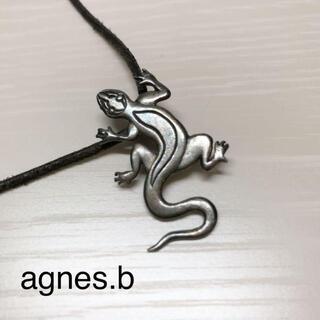 アニエスベー(agnes b.)のagnes.b アニエス・ベー ネックレス(ネックレス)