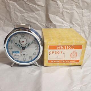 SEIKO - セイコー 目覚まし時計 コロナ リピート レトロ 動作確認済 美品