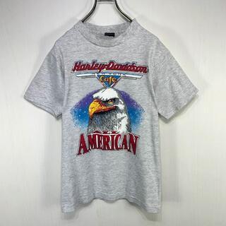 ハーレーダビッドソン(Harley Davidson)のHARLEY DAVIDSON CAFE Tシャツ(Tシャツ/カットソー(半袖/袖なし))