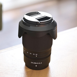 Nikon - NIKKOR Z 24-200mm f/4-6.3 VR Nikon ニコン