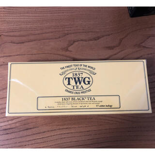 ディーンアンドデルーカ(DEAN & DELUCA)の〔新品・未開封〕TWG TEA / 1837 BLACK TEA(茶)