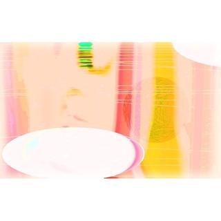 CG抽象画1217 テレワーク スマホ 抽象画(アート/写真)