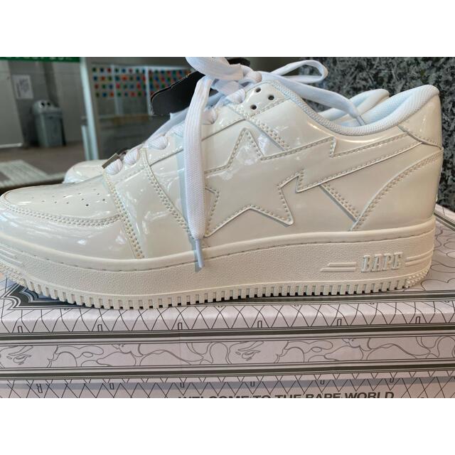 A BATHING APE(アベイシングエイプ)のAPE BAPESTA US9.5 新品 メンズの靴/シューズ(スニーカー)の商品写真