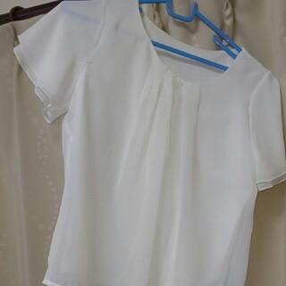 アオキ(AOKI)のスーツ下のカットソーブラウス(シャツ/ブラウス(半袖/袖なし))