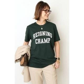 DEUXIEME CLASSE - REIGNING CHAMP ロゴT★Deuxieme Classe