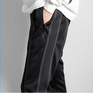 Needles - 【Mサイズ】NEEDLES Narrow Track Pant ブラック
