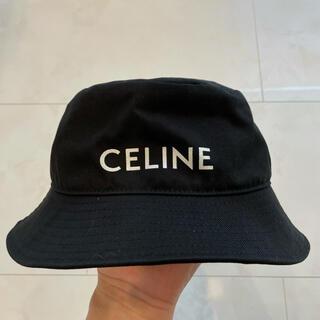 セリーヌ(celine)の新品未使用 セリーヌ CELINE バケットハット タグ付き(ハット)