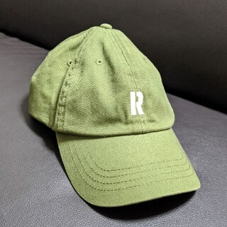 ロンハーマン(Ron Herman)のRon Herman RH DENIM CAP ロンハーマン モスグリーン(キャップ)