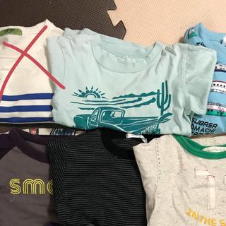 ニシマツヤ(西松屋)の長袖 100センチ(Tシャツ/カットソー)