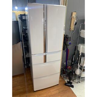 三菱電機 - (洗浄・検査済み)三菱 冷蔵冷凍庫 465L 2014年製