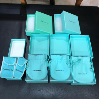 ティファニー(Tiffany & Co.)のティファニー箱(ショップ袋)