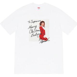 Supreme - supreme マライアキャリー Tシャツ