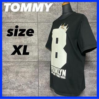 トミー(TOMMY)のTOMMY トミー 半袖 Tシャツ サイズ XL ビッグシルエット ゆるダボ(Tシャツ/カットソー(半袖/袖なし))
