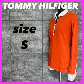 トミーヒルフィガー(TOMMY HILFIGER)のTOMMY HILFIGER トミーヒルフィガー 長袖 ポロシャツ ゴルフウェア(ウエア)