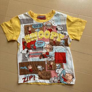 SNOOPY - ピーナッツ Tシャツ 110 スヌーピー