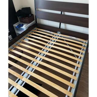 IKEA - 【限定セール】IKEA TRYSIL ベッドフレームのみ ダブル