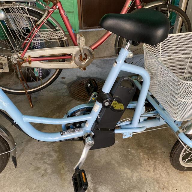 Panasonic(パナソニック)の電動自転車⭐️三輪車⭐️ スポーツ/アウトドアの自転車(自転車本体)の商品写真