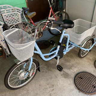 Panasonic - 電動自転車⭐️三輪車⭐️