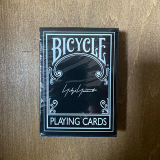 未開封 yohjiyamamoto Original Playing Card