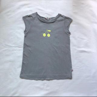 ボンポワン(Bonpoint)のbonpoint ボンポワン さくらんぼTシャツ (Tシャツ/カットソー)
