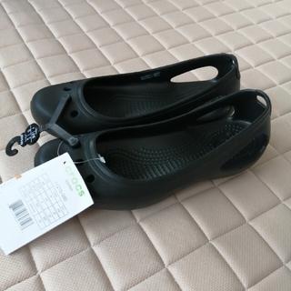 crocs - 新品クロックス カディ フラット W6